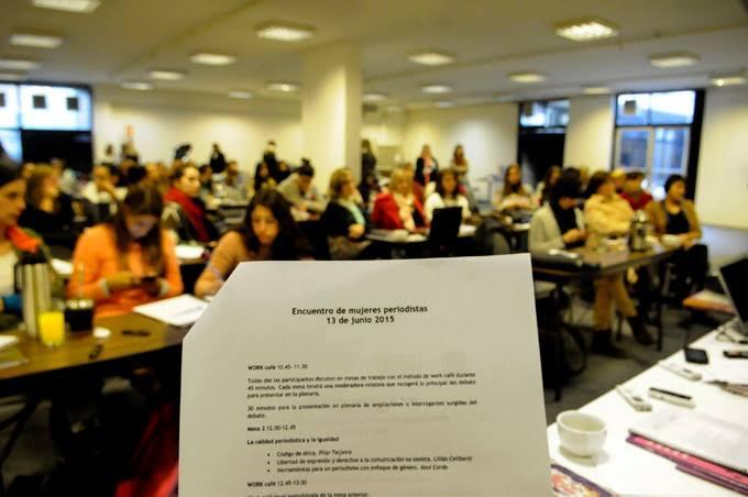 Más De Cien Mujeres Periodistas De Todo El País Se Reunieron Para Debatir, Opinar Y Formarse