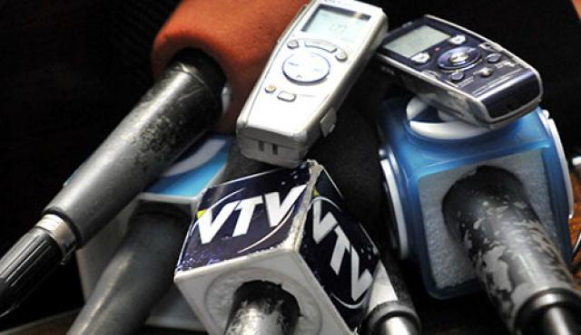 APU Contra El Periodista Invisible