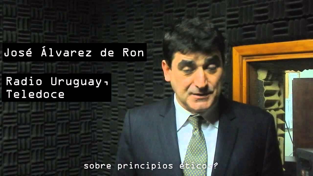 José Álvarez De Ron Apoya El Código De Ética Periodística