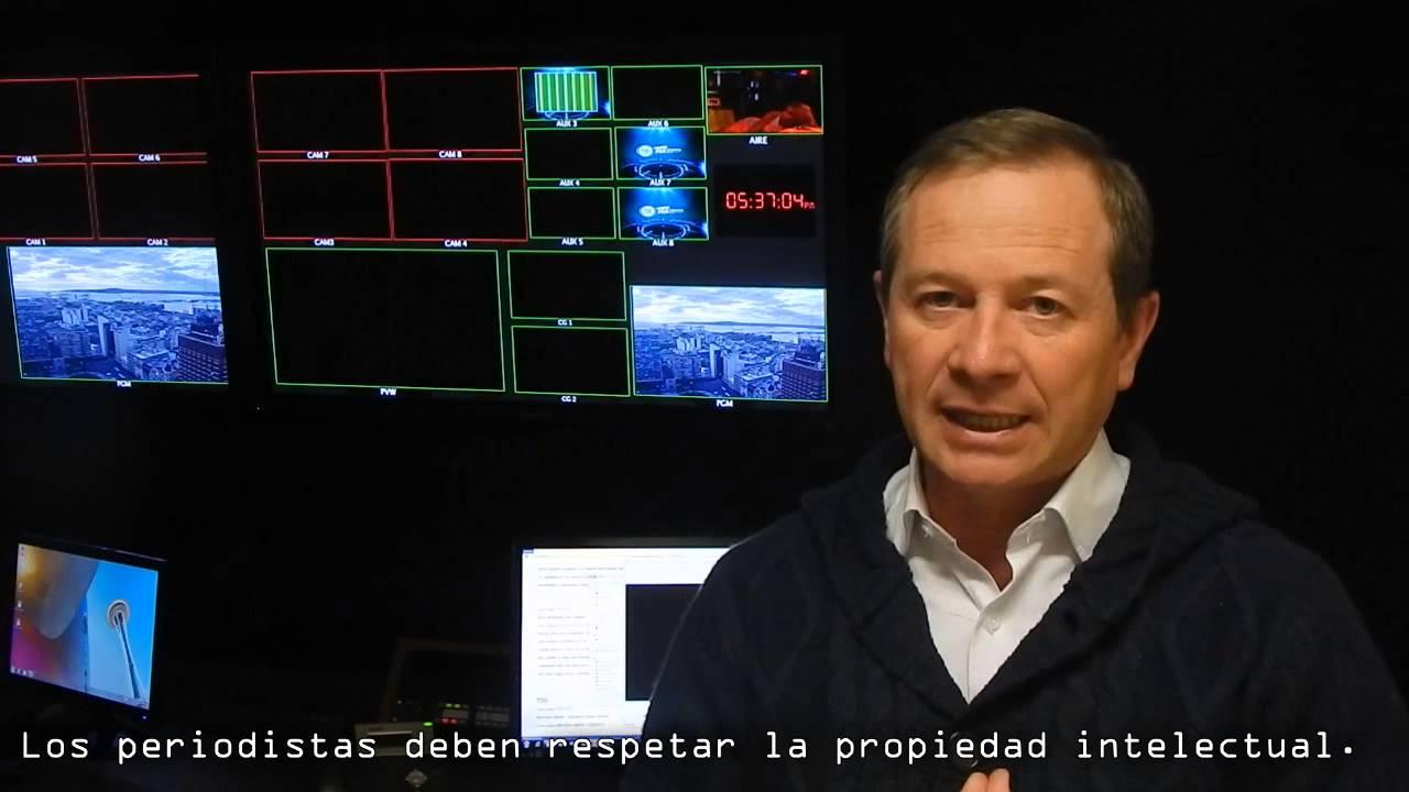 Daniel Castro Apoya El Código De Ética Periodística