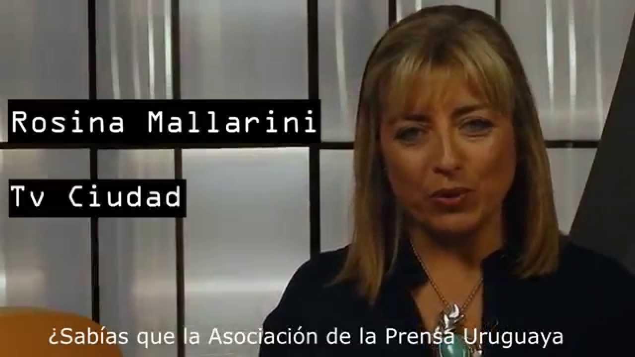 Rosina Mallarini Apoya El Código De Ética Periodística