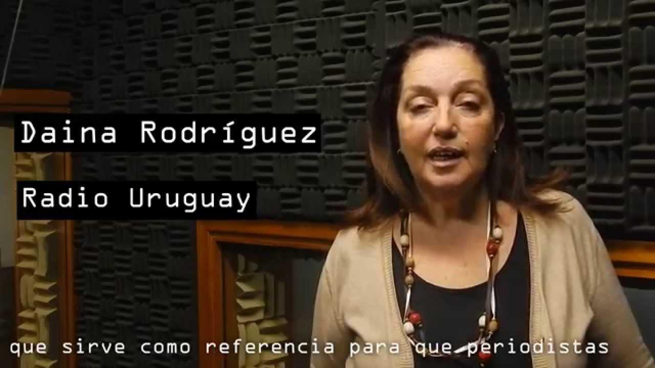 Daina Rodríguez Apoya El Código De Ética Periodística